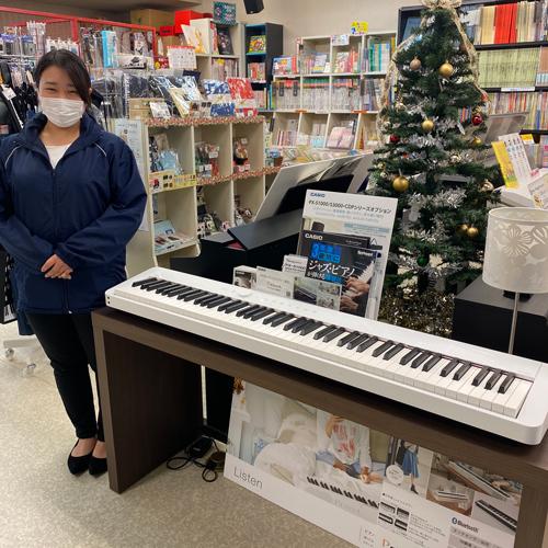 カシオ電子ピアノPX-S1000
