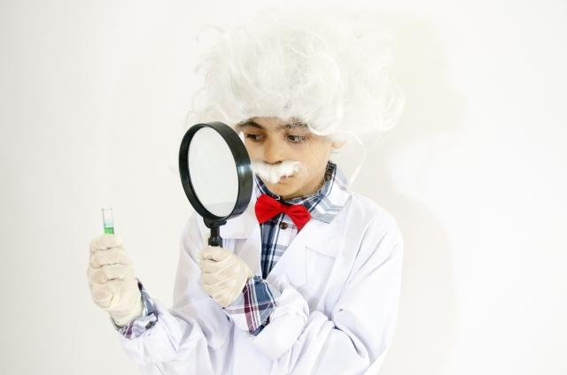 子どもの理科実験