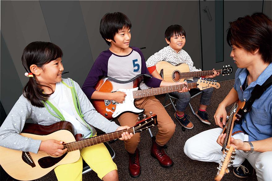 ジュニアスクールギターコース