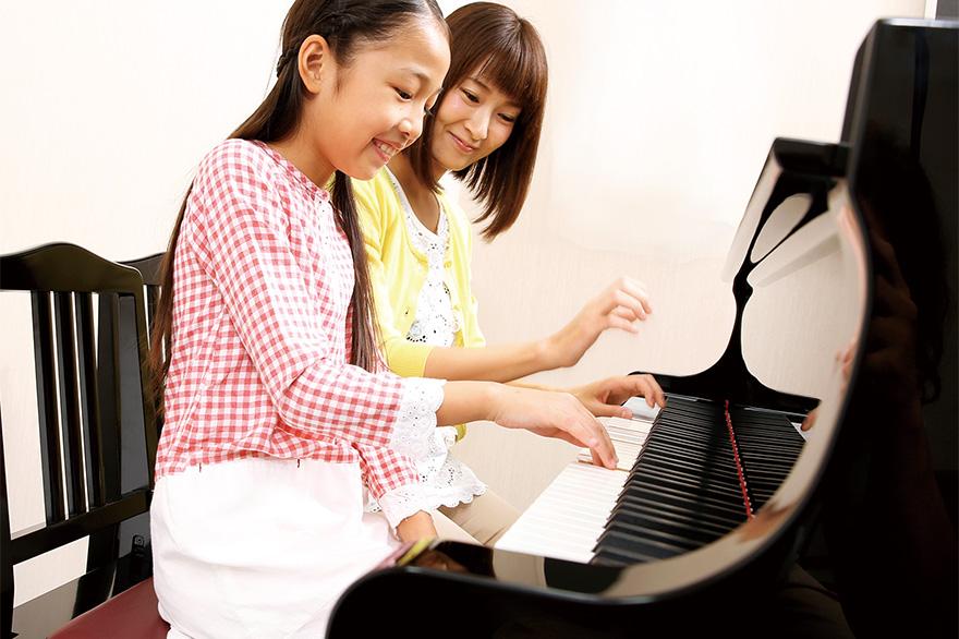 ジュニアスクールピアノコース