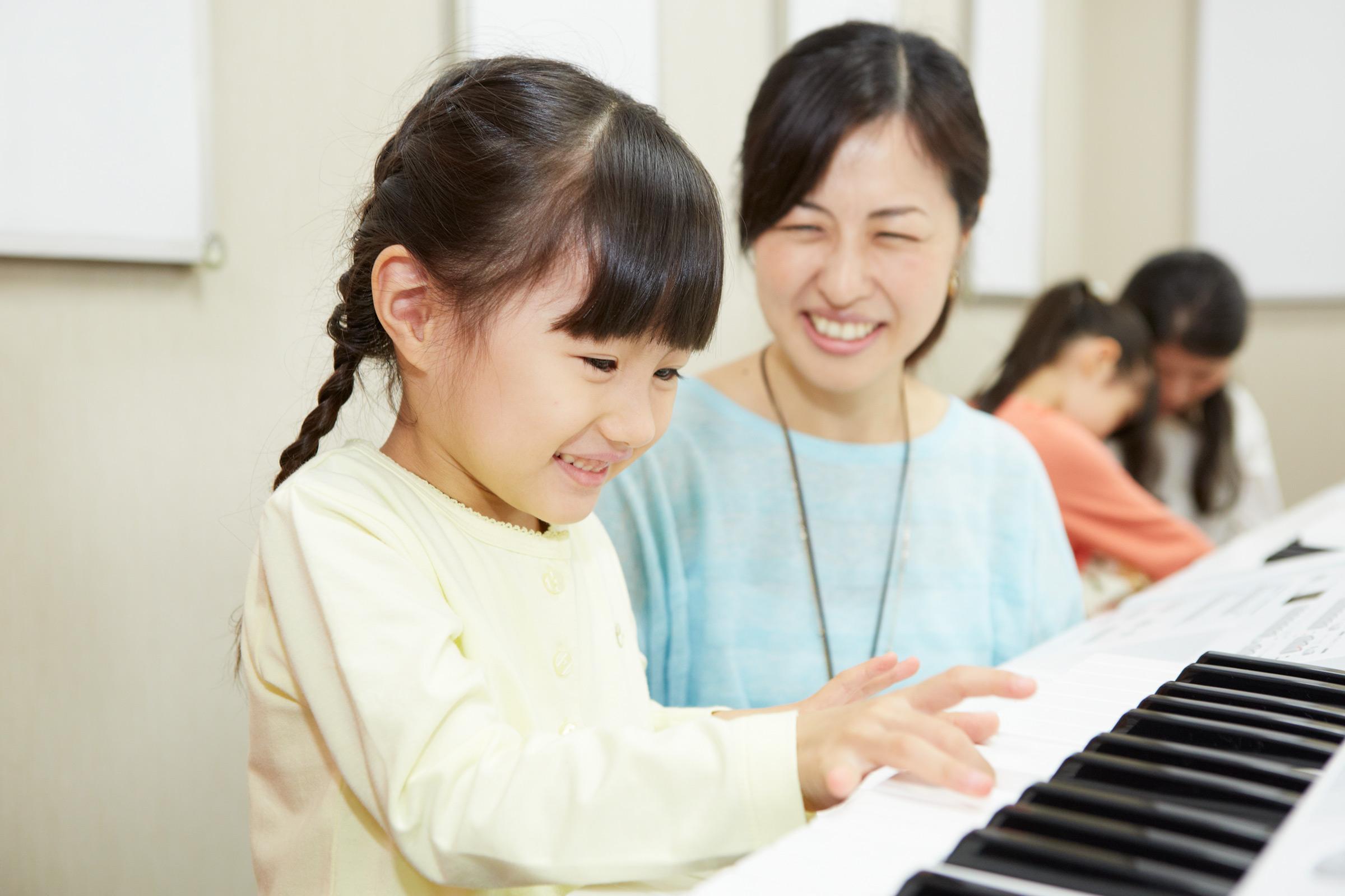 ヤマハ音楽教室幼児科